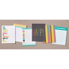 Everyday Adventure Project Life Card Collection - by Stampin' Up!