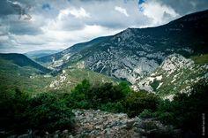 Hiking to the ARCHE DU PONADIEU - SAINT VALLIER DE THIEY