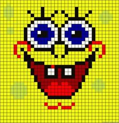 40 Cool Perler Bead Patterns -