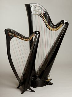 Starlight Harps | The world's only all-carbon-fiber pedal harp