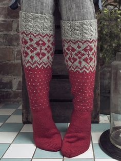 Socks Tähtitaivas by Novita knits Crochet Socks, Knitting Socks, Hand Knitting, Knit Crochet, Knitting Patterns, Stocking Tights, Wool Socks, Fair Isle Knitting, Sock Yarn