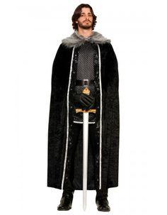 Manteau de Roi Cape H Déguisement T.U
