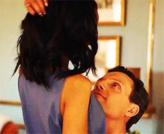 kerry washington and tony goldwyn | Scandal