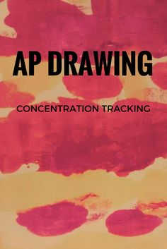 help students keep track of their AP drawing progress