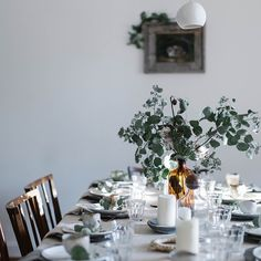 Beth Kirby tablescape