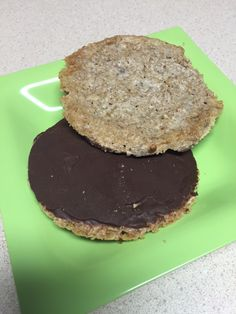 How to Make Chocolate Lace Cookies