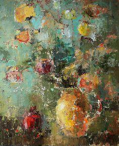 Poe amor al arte, julia Klimova painting. Impressionist Art, Pastel Art, Art Plastique, Texture Painting, Painting Inspiration, Flower Art, Art Photography, Abstract Art, Artwork