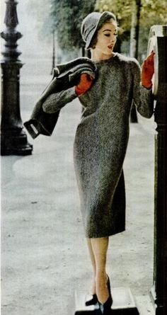 Pierre Cardin, 1957/and would have been stylish every single year since....