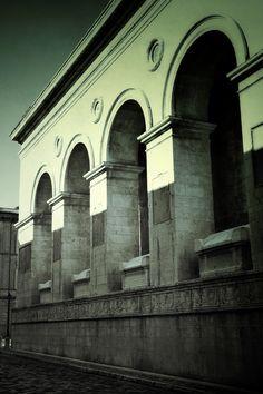 Templo Malatestiano, 1450, Rímini. Javier Ibarrola, 2014.