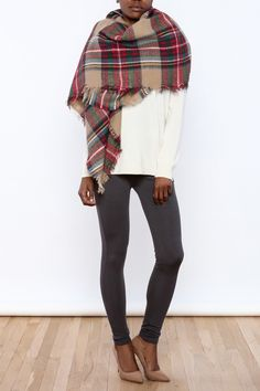 Style Trolley The Rachel Blanket Scarf