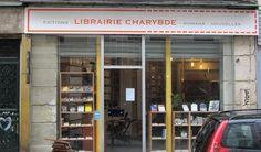 La librairie | Librairie Charybde
