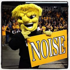 Wu Shock brought the #NOISEandSUPPORT to INTRUST Bank Arena! #WATCHUS vs. UNI on December 30th and bring the #NOISEandSUPPORT back to Charles Koch Arena.