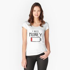 World's Best Girlfriend Women's Fitted Scoop T-Shirt Sweat Shirt, My T Shirt, V Neck T Shirt, Shirt Men, Taco Shirt, Graphic T Shirts, Mr Big, Beach Woman, Roxy