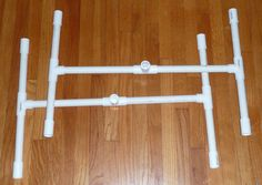 Quick PVC Banner Stand