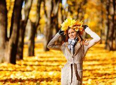 Осенняя фотосессия Фотограф: Наталия