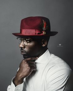 63 Likes, 0 Comments - Black Man Men Photoshoot, Gentleman Style, Gentleman Hat, Gentleman Fashion, Poses For Men, Dapper Men, Outfits With Hats, Classic Man, Well Dressed Men