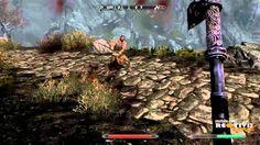 The Elder Scrolls V: Skyrim Gameplay - Pierwsze Wrażenia
