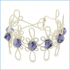 Love these designs made on the Artistic Wire 3D Bracelet Jig ...