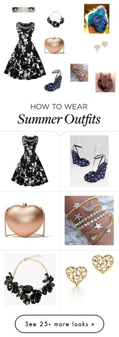 """5 Year old sisters outfit"" by goddess-of-love on Polyvore featuring Yves Saint Laurent, WithChic, MICHAEL Michael Kors, Paloma Picasso and Balmain"