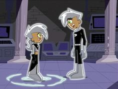 "Dani Phantom was the cute, fun younger cousin you wish you had. | 19 Reasons ""Danny Phantom"" Was One Of The Best Nickelodeon Cartoons Ever"
