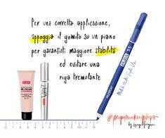 Nuovi colori per le matite occhi Multiplay, attraverso i make up tips illustrati da Silvana Mariani | Pupa Style, PUPA Milano's blog