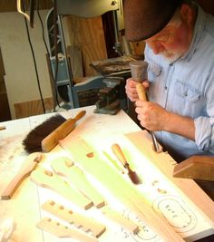 Building Bamboo Levers Bamboo Fly Rod, Fly Tying Materials, Fly Shop, Fly Rods, Fly Fishing, Building, Bamboo Canes, Fishing Poles, Grey Hair