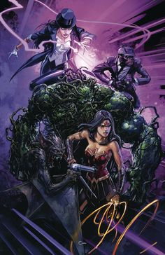 The Arkham Knight arrives in DC Comics' April releases, along with Heroes in Crisis' penultimate chapter, a Teen Titans crossover and lots more. Justice League Dark, Justice League Unlimited, Dc Comic Books, Comic Book Covers, Comic Art, Mundo Comic, My Superhero, Dc Comics Art, Comic Store