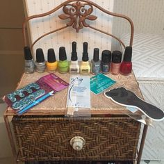 ‼️SOLD‼️ 10 Nail polish and 3 nail care packages From left to right- spoiled: daddy's credit card, LA colors: 7653, LA Colors: 4564, SinfulColors: innocent, PRO10: Precious, PRO10: Muse, NYC: Starry Silver Glitter, NYC: Midnight Confetti, NYC: Water Taxi Peach, China Glaze: Red Pearl. Everything was either never used or used once. Comment any 5 colors and a package for a 10$ deal, or click buy now for everything included on a 15$ deal!  Other