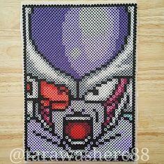 Dragon Ball perler beads by tarawashere88