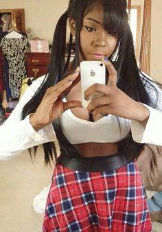 Black girl kawaii ulzang