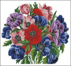 Cross Stitch Boards, Simple Cross Stitch, Cross Stitch Flowers, Cross Stitching, Cross Stitch Embroidery, Machine Embroidery, Cross Stitch Designs, Cross Stitch Patterns, Diy Perler Beads