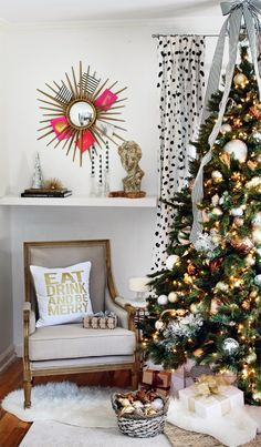 The Hunted Interior Holiday Home Tour