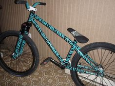 Custom Bmx Bike Paint Jobs: