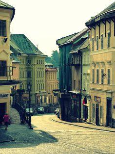 Radniční náměstí Banská Štiavnica, Slovakia She Sheds, Bratislava, Czech Republic, Hungary, Austria, Poland, Explore, Life, Group