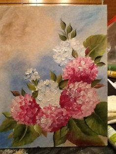 29 ideas painting inspiration flowers canvases #painting #flowers