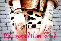 WEEKEND OUTFITS | Metropolitan girl