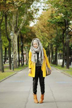 hijab-wearitright:  Dian Pelangi, an Indonesian fashion designer. The owner of Dian Pelangi.