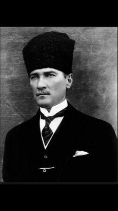 #HuzurNedir tabiiki Mustafa Kemal Atatürk pic.twitter.com/YRD0eTfu84