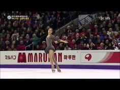 The Return Of The Queen - 2013 ISU World 'Kim Yu-na' Free skating 'Les Miserables'