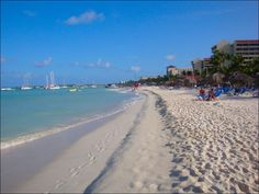 The Caribbean is known for beaches. Tourists from all over the world visit the Caribbean to enjoy the sunny beaches and sand. The water is crystal clear and the hotel provides best quality services. The Palm beach of Aruba is among most famous beaches of Aruba. The two mile long strip is known as Palm Beach. It has several high rise hotels, bars and restaurants. Clam water is ideal for a perfect family vacation. A perfect sunset with a candlelight dinner on the beach makes it memorable.