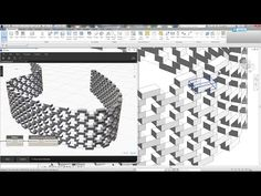 Revit Tips - Brick Pattern Wall by Dynamo - YouTube