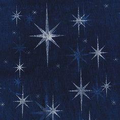 60 x 100 8 Point Star Gossamer-A Night Under the Stars Prom Decorations and Fabrics