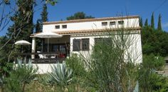 Schattig vakantiehuisje zonder zwembad, maar vlakbij de rivier met strandje in Cessenon-sur-Orb.