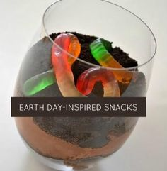 5 Cute Earth Day-Inspired Snacks | momstown National