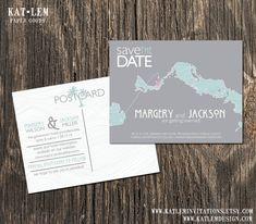Turks and Caicos  Save the Date - Turks and Caicos  Destination Wedding