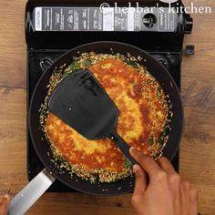 handvo recipe | how to make gujarati handvo recipe | mixed dal handvo Yogurt Curry, Recipe Mix, Batata Vada, Gujarati Cuisine, Dhokla Recipe, Vegetable Cake, Lentils, Indian Food Recipes, Food Videos