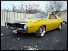 1972 AMC Javelin SST 304 CI, 3-Speed for sale by Mecum Auction