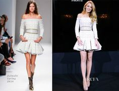 Blake Lively In Balmain – Announcement Of The New Face Of L'Oreal Paris