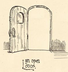open front door drawing. Beautiful Front Day 1 An Open Door By Papergori On Open Front Door Drawing