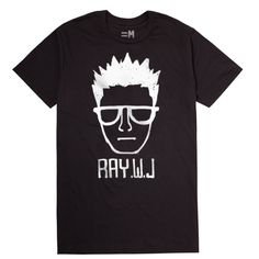 Ray William Johnson - Limited Edition Breaking Bad Sketch Tee